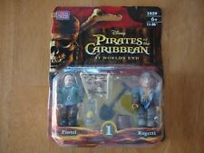 Mega Bloks Pirates of the Caribbean PINTEL & RAGETTI #1039 - New/Sealed