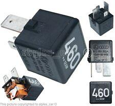 Audi VW Seat 4-Pin Black No.460 Relay Power Supply Engine ECU Control 1K0951253A