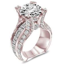 Fashion Women Crystal Rhinestone Ring Wedding Party Female Jewelry FA