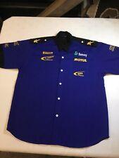 Subaru World Rally Team Blue XL Shirt