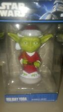 Star Wars Yoda Holiday Mini Wacky Wobbler