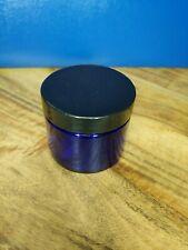 2 oz Blue Glass Salve Jar