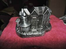 Frank Furness Brooke Mansion collectable metal bank first edition