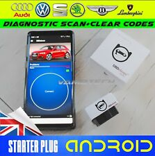 OBDeleven OBD2 Standard Bluetooth Diagnostic Scan Tool For Android VAG VW Audi