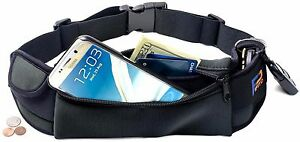 Pifito Running Belt - Waist Pack for iPhone & Galaxy Fanny Pack Pouch