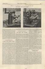 1920 Enormous Camera For Use In Flooded Mines Brave Diver