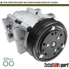 AC Compressor w/ Clutch for Ford Explorer Ranger Mazda B3000 Mercury Mountaineer