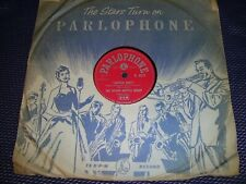 THE VIPERS SKIFFLE GROUP Skiffle Party PARLOPHONE 1957 ORIG UK PRESS 78rpm VG+