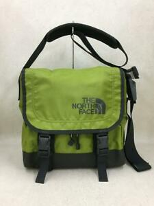 THE NORTH FACE  Nylon Grn Nylon Green Fashion Shoulder bag 4064 From Japan