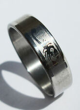 Scorpion Stainless Steel Ring - Size 10.5  (20.2mm)