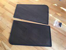 CHEVROLET Spark Posteriore Sinistro e Destro Porta Finestra Tonalità COPPIA Set PRIVACY TENDE SOLE