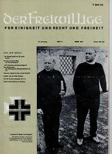 DER FREIWILLIGE 3/1973    WH/HIAG/SOLDAT/KRIEG