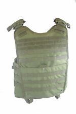 Condor Exo Plate Carrier Olive Drab L/XL Large/X-Large XPCL-001 MOLLE PALS