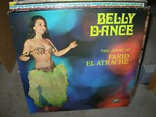 FARID EL ATRACHE belly dance  ( world music ) - sexy cover -
