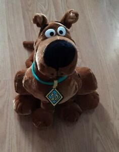 "New Hot Cartoon Scooby Doo Dog Plush Toy Soft Stuffed Animal Doll 18""Teddy Gift"