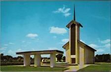 (tm7) Abilene KS: Eisenhower Center, Place of Meditation