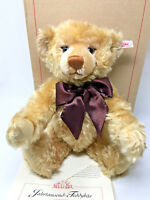 STEIFF YEAR 2000 MILLENNIUM TEDDY BEAR EAN 670374 43cm 17 inches - NRFB NEW