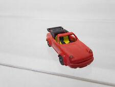 Eso-285 1:160 Porsche Cabrio Metallguß con piccole farbschäden
