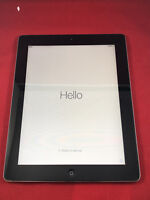Fair Apple iPad 3 64GB WiFi GSM Unlocked Cellular Black 3rd Gen A1403 9.7""