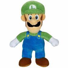 Super Mario World of Nintendo Luigi Plush Brand New