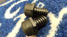 FORD ESCORT MK3 RS1600i TURBO XR3 2X BONNET ADJUSTING RUBBERS NEW GENUINE FORD