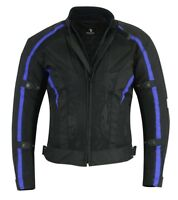 Black Bikers Gear Australia New Waterproof Infinity All Season Comfort Jacket Removable Thermal Liner Vented with CE1621-1 Armour 3XL