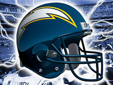 San Diego Chargers (helmet) 24 X 36 Poster