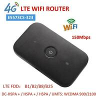 Unlocked for Huawei E5573 E5573CS-323 150M 4G LTE Wifi Router Pocket Mobile Mifi
