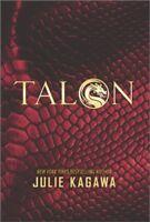 Complete Set Series - Lot of 3 Talon books by Julie Kagawa Rogue Soldier YA