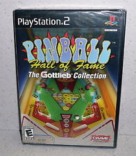 PLAYSTATION 2 PS2 PINBALL HALL OF FAME The GOTTLIEB COLLECTION *MISB 2004