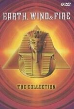 """EARTH WIND & FIRE """"THE DUTCH COLLECTION"""" 2 DVD NEUWARE"""