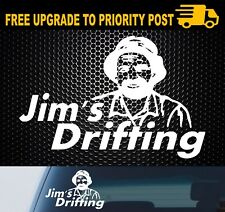 Drift DRIFTING Car Decal Sticker Waterproof High Quality Funny Drift jdm hoon