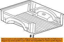 CHRYSLER OEM Pick Up Box-Bed Liner 82214982AC