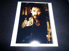 Jean-Hugues Mmes Anglade signed autographe en personne 20x25 cm Braquo