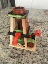 Thomas & Friends Wooden Sodor Oil Company Loading Zone