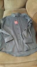 NWT Men's Red House Gray Non Iron Shirt Size XL