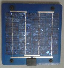 Solarmodul für Wohnmobile, Boote,  Solarex 5 W, MSX 5 L