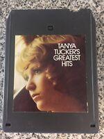 Tanya tucker Tanya Tucker's greatest hits 8 track - 1975