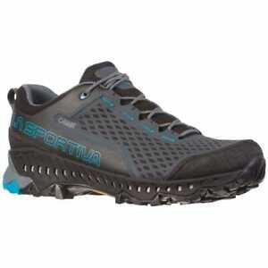 La Sportiva Spire Gtx scarpa trekking gore-tex e vibram grey slate tropic blue