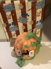 Priscilla Hillman Mouse Tales Pumpkin Cottage Covered Box 360538