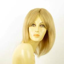 perruque femme 100% cheveux naturel longue blonde ref BAHIA  22