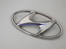 Hyundai Emblem Genesis Coupe 10-15 Santa Fe 07-12 Rear Trunk Badge Genuine OEM