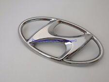 Hyundai Emblem Genesis Coupe 10-15 Santa Fe 07-12 Rear Trunk Badge Genuine OEM