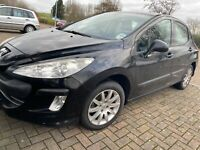 Peugeot 308 Petrol - Isle of Man registered- only 77,000 miles