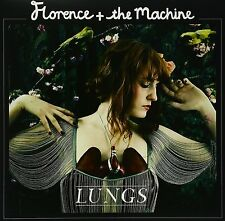 Lungs (LP) - Florence + the Machine (Vinyl w/FREE mp3 Download, 2010, Universal)