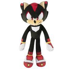Tomy - Sonic Boom 8 Inch Basic Plush - Shadow  - Brand New