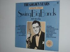SWING BIG BANDS 1929-1936 LP Robert Parker CHICK WEBB Andy Kirk ARTIE SHAW