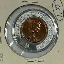 1964 Lincoln Cent Encased Good Luck Token Hy Brown Painesville, Ohio