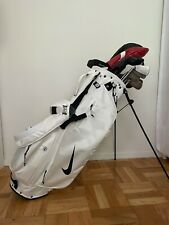 New listing Nike Sport Like Golf Bag White (Stand Bag), Mint Condition, Very Lightweight