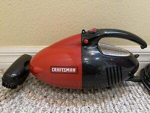 Craftsman Model 113 Corded Handheld Vacuum Cleaner